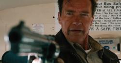 Arnold Schwarzenegger in The Last Stand.