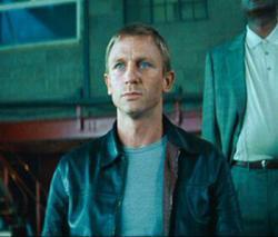 Daniel Craig in Layer Cake.