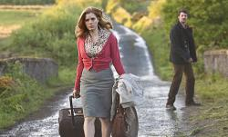 Amy Adams and Mathew Goode in Leap Year.