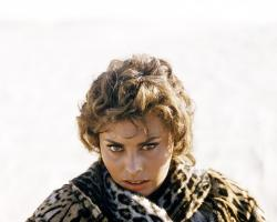 Sophia Loren in Legend of the Lost.