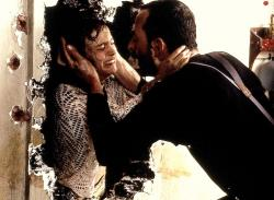 Natalie Portman and Jean Reno in Leon:  The Professional