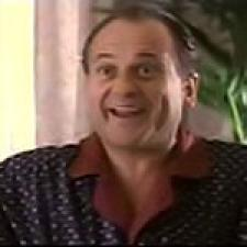 Joe Pesci as Leo Getz, Okay.