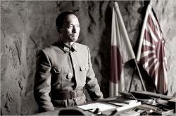 Ken Watanabe in Letters from Iwo Jima.