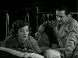 Myrna Loy and William Powell in Libeled Lady.