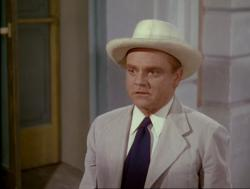 James Cagney in A Lion Is in the Streets.