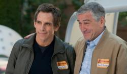 Ben Stiller and Robert De Niro