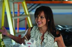 Jessica Alba in Little Fockers.