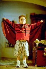 Jonathan Lipnicki in The Little Vampire.