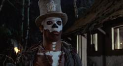 Geoffrey Holder makes one unique villain in Live and Let Die.