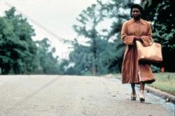 Whoopi Goldberg takes The Long Walk Home.