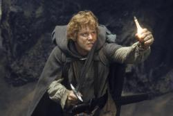 Sean Astin in Lord of the Rings: The Return of the King.