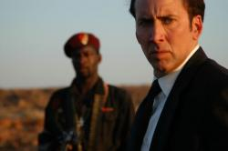 Nicolas Cage in Lord of War.
