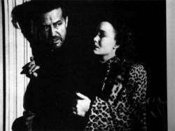 Ray Milland and Jane Wyman in The Lost Weekend