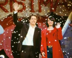 Hugh Grant plays the Prime Minister in Love Actually.