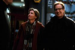Emma Thompson and Alan Rickman in Love Actually.