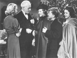 The Hardy family and Betsy Booth.