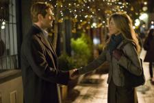 A movie as romantic as a handshake.