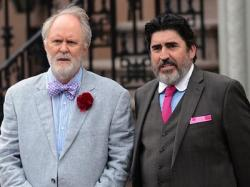 John Lithgow and Alfred Molina in Love Is Strange.