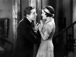 John Boles and Gloria Swanson in The Love of Sunya