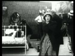 Mabel Normand in Mabel's Dramatic Career.