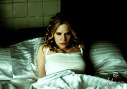 Jennifer Jason Leigh in The Machinist.