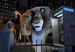 Ben Stiller voices Alex the Lion in Madagascar.