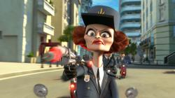 Captain Chantel DuBois is a classic cartoon villain in Madagascar 3