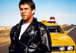 A young Mel Gibson stars in the original Mad Max.