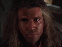 Mel Gibson in Mad Max Beyond Thunderdome.