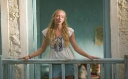 Amanda Seyfried in Mamma Mia.