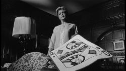 Angela Lansbury in The Manchurian Candidate.