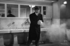 Clark Gable in Manhattan Melodrama.
