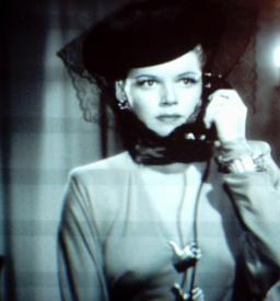 Ann  Sheridan in The Man Who Came to Dinner.