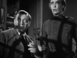 Peter Lorre in The Man Who Knew Too Much.