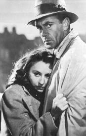 Barbara Stanwyck and Gary Cooper.  Two of the all time greats!