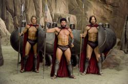 Meet the Spartans, or better yet, don't.
