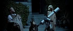 Kiefer Sutherland, Cameron Spurr, Charlotte Gainsbourg and Kirsten Dunst in Melancholia.