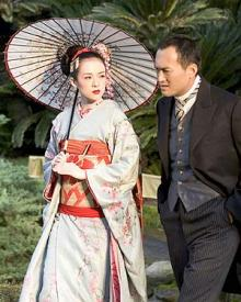 memoirs of a geisha movie summary