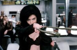 Lara Flynn Boyle in Men in Black 2.