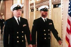 Robert De Niro and Cuba Gooding Jr. in Men of Honor.