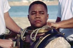 Cuba Gooding Jr. in Men of Honor.