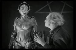 Fritz Lang's Metroplis.