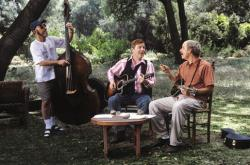 Harry Shearer, Michael McKean and Christopher Guest in A Mighty Wind.