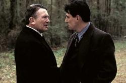Albert Finney and Gabriel Byrne in Miller's Crossing.
