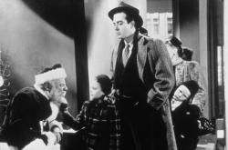 Edmund Gwenn, Natalie Wood and John Payne in Miracle on 34th Street.