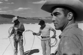 Montgomery Clift in The Misfits.