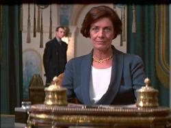 Vanessa Redgrave as Max in Mission: Impossible.