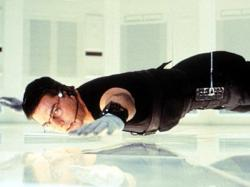 Tom Cruise keeps audiences dangling in anticipation as Ethan Hunt in Mission: Impossible.