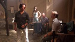 Tom Cruise, Paula Patton, Simon Pegg and Jeremy Renner in Mission: Impossible - Ghost Protocol