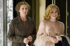 Frances McDormand and Amy Adams in Miss Pettigrew Lives for a Day.